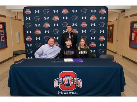 Ryne Anders signing with Loras College to continue playing Volleyball