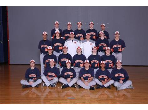 2019 Freshman Baseball Team