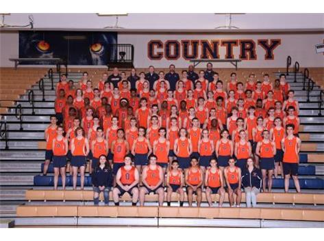 2019 Boys Track Team