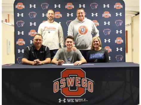 Jack Kahoun signs to play basketball at Trinity International University