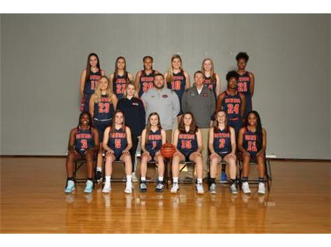 2019-2020 Varsity Girls Basketball Team