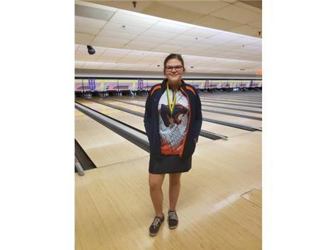 Lani Breedlove (3rd Place) @ Varsity Fremd Invite