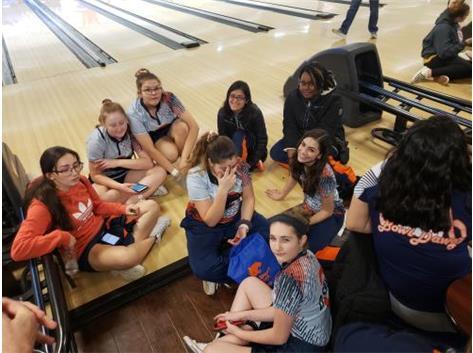 Fresh/Soph Team at Joliet West Invite 2020