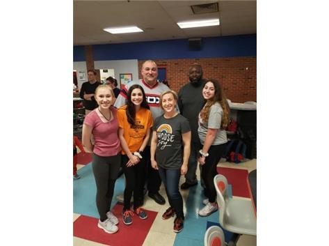 Father Daughter Bowl Donahue, Kuntzman & Dellaca Group 2020