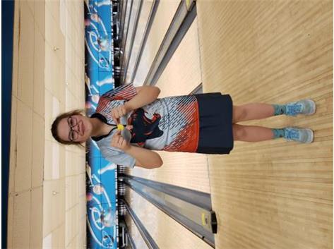 Lani Breedlove 4th Place @ IHSA Regional Tournament 2020