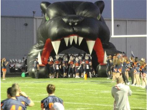 Oswego High School Boys Football Activities