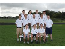JV Boys Golf 2016
