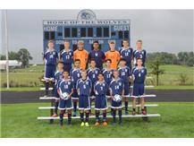 Freshman Boys Soccer 2016