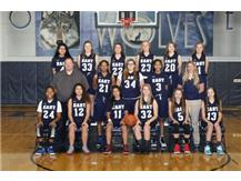 Freshman Girls Basketball 2016-17