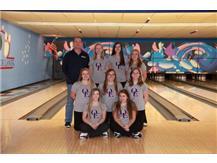 Varsity Girls Bowling 2016-17