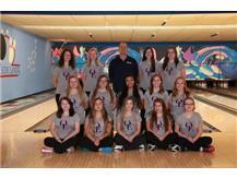JV Girls Bowling 2016-17