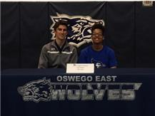 Chris Smith signs with Creighton University to continue his education and athletic career!  Congratulations Chris!