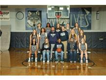 2018 - 2019 Varsity Girls Basketball
