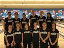 2018-2019 Varsity Girls Bowling