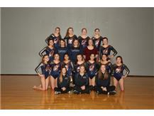 2019-2020 Oswego Co-Op Varsity Gymnastics