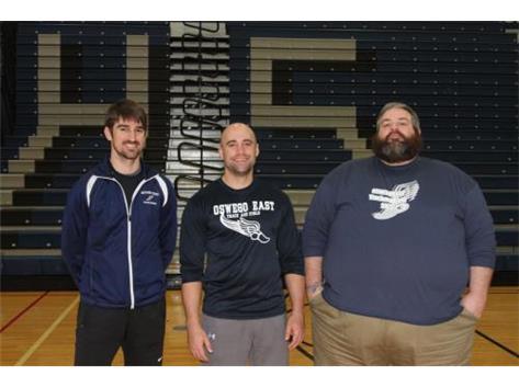 Boys Track Coaches