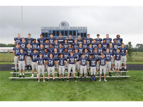 Sophomore Football 2016