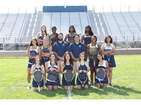 Varsity Girls Tennis 2016