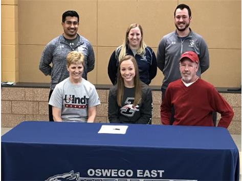 Taylor Peck - University of Indianapolis