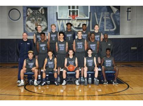 Sophomore Boys Basketball 2017-18