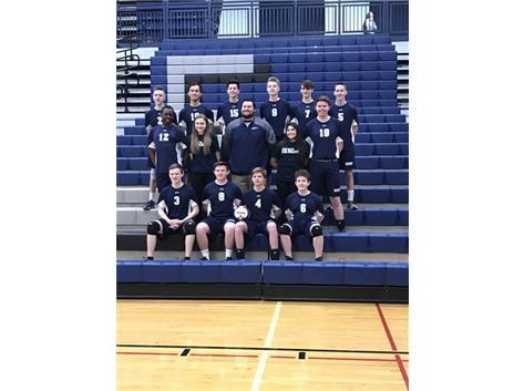 2018 JV Team