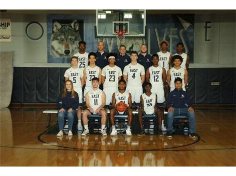Varsity Boys Basketball 2018-19