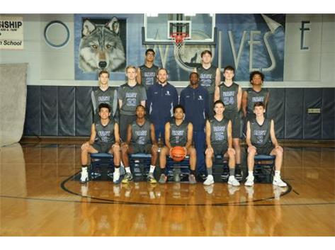 2018-2019 Sophomore Boys Basketball