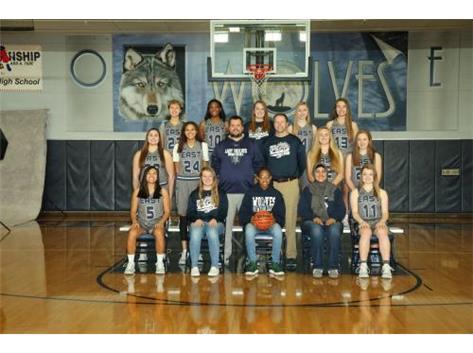2018 - 2019 Varsity Girls Basketball