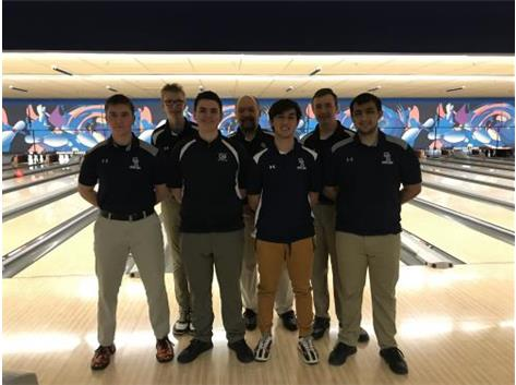 2018-2019 Varsity Boys Bowling