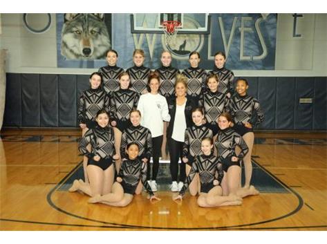 2018-2019 Varsity Dance