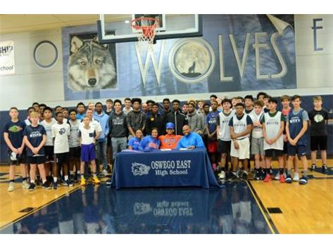 2018-2019 Ray J Dennis College Signing Boise State