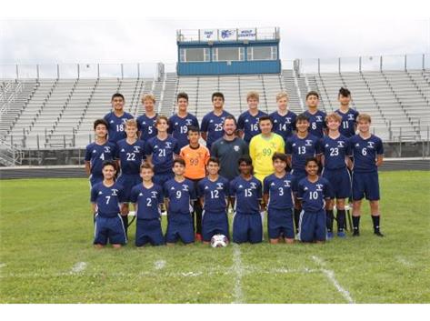 Fall 2019 JV Boys Soccer