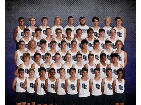 Fall 20 Boys Cross Country