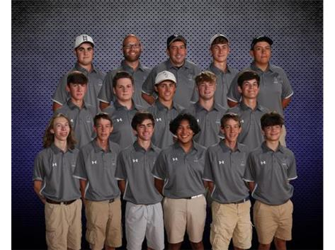 Fall 20 JV Boys Golf