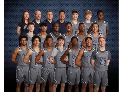 Winter 20-21 Varsity Boys Basketball