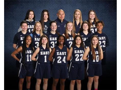 Winter 20-21 Frosh Girls Basketball