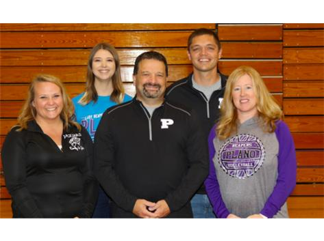 2019 Volleyball Coaches