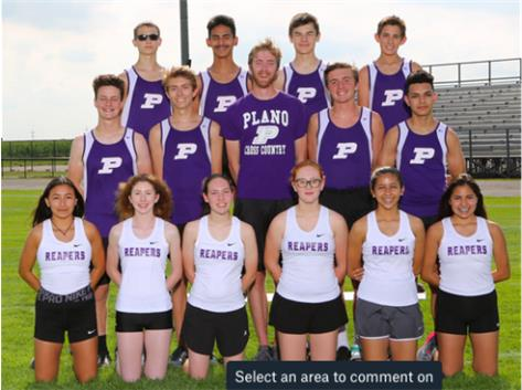 2019 X-Country Team