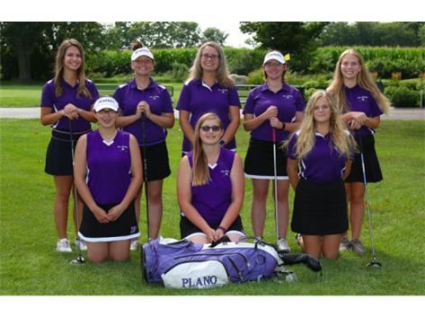 2019 Girls Golf Team