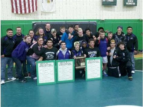 Regional Champions 2013