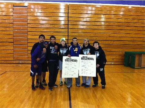 State Qualifiers 2013
