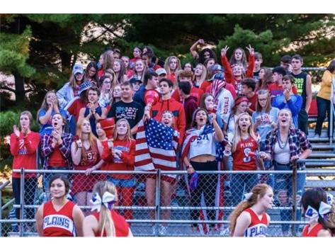 Football- PPHS Student Section
