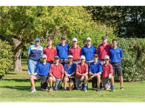 2019 PPHS Golf Team