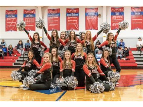 2020 PPHS Dance Team