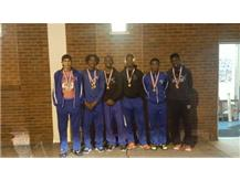 Varsity Boys Track - IHSA ALL STATE RECOGNITION - 2017