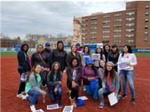 A day at DePaul University Softball Game 2017