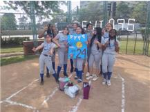 Surprise Senior Day for our Captain Angelina Cepeda #24
