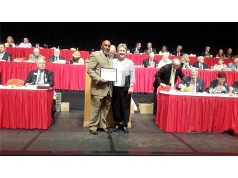 Illinois Basketball Coaches Association Coach Of The Year Banquet May 2017