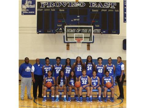 2017-18 Varsity Team