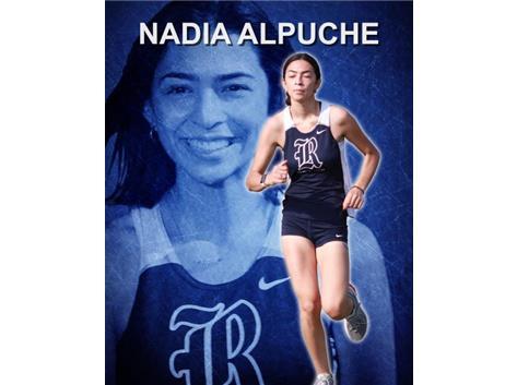 Nadia Alpuche Varsity MVP